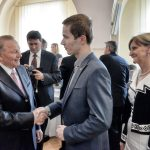 With a Slovak president Rudolf Schuster
